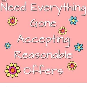 EVERYTHING MUST GO ASAP!